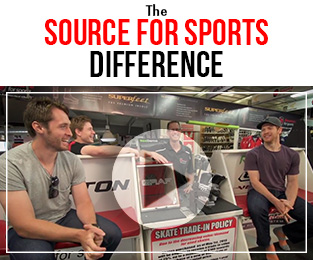 Source Exclusive Advantage | Fitting you in the right sports gear | Source For Sports