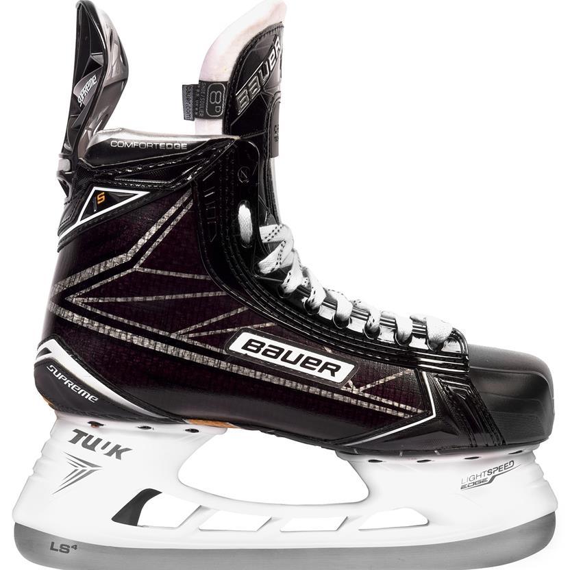 19de106c0b8 BAUER Supreme 1S Senior Hockey Skates