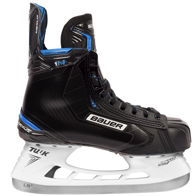 b63b3621fac BAUER Nexus 1N Senior Hockey Skates