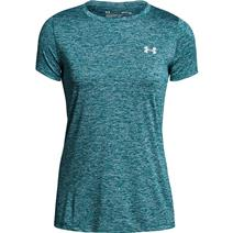 Under Armour Tech Women's Short Sleeve - Twist