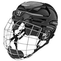 Combo De Casque De Hockey Krown LTE De Warrior Pour Senior