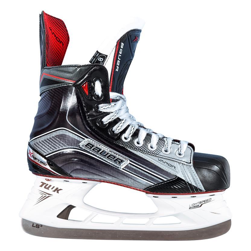 68ac2ec9981 Bauer Vapor X Shift Pro Junior Hockey Skates