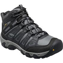 Keen Oakridge Mid Waterproof Men's Outdoor Shoes - Magnet