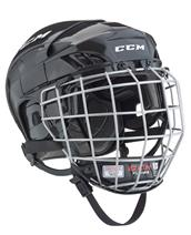 CCM Fitlite 40 Junior Hockey Helmet Combo