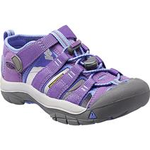 Keen Newport H2 Youth Sandals - Purple Heart / Periwinkle