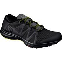 Salomon Crossamphibian Swift Men's Aqua Shoes, Phantom & Sulphur Spring