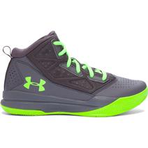 Under Armour BGS Jet Edge Mid Boys' Basketball Shoes