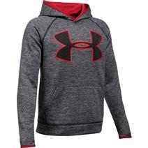 Under Armour Armour Fleece Storm Twist Highlight Boys' Hoodie
