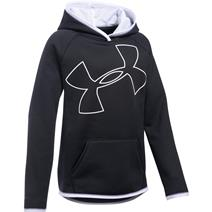 Under Armour Storm Armour Fleece Big Logo Girls' Hoodie