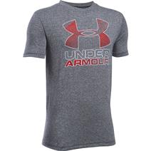Under Armour Big Logo Hybrid 2.0 Short Sleeve Youth Shirt