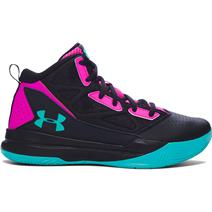 Under Armour GGS Jet Edge Mid Girls' Basketball Shoes