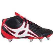 Gilbert Sidestep XV Hi 8 Stud Rugby Cleats