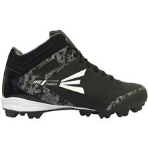 Easton Men's Mako 2.0 Mid Rubber Baseball Cleats