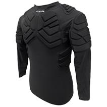 CCM Padded Senior Goalie Longsleeve Top