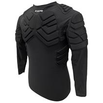 CCM Padded Junior Goalie Long Sleeve Top