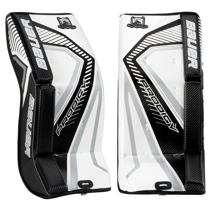 Bauer Prodigy 3 0 Youth Goalie Pads | Source For Sports