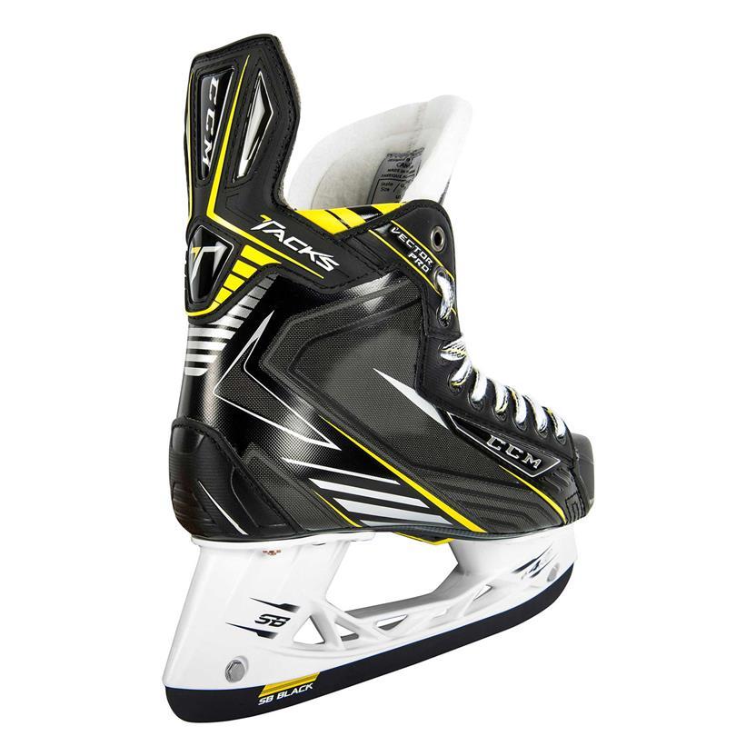 c21eb86cf9b CCM Tacks Vector Pro Senior Hockey Skates