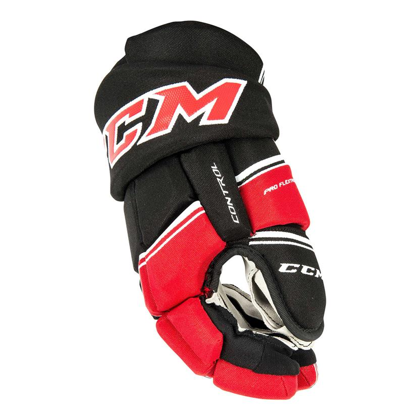 4a7c0271d05 CCM Quicklite Control Senior Hockey Gloves