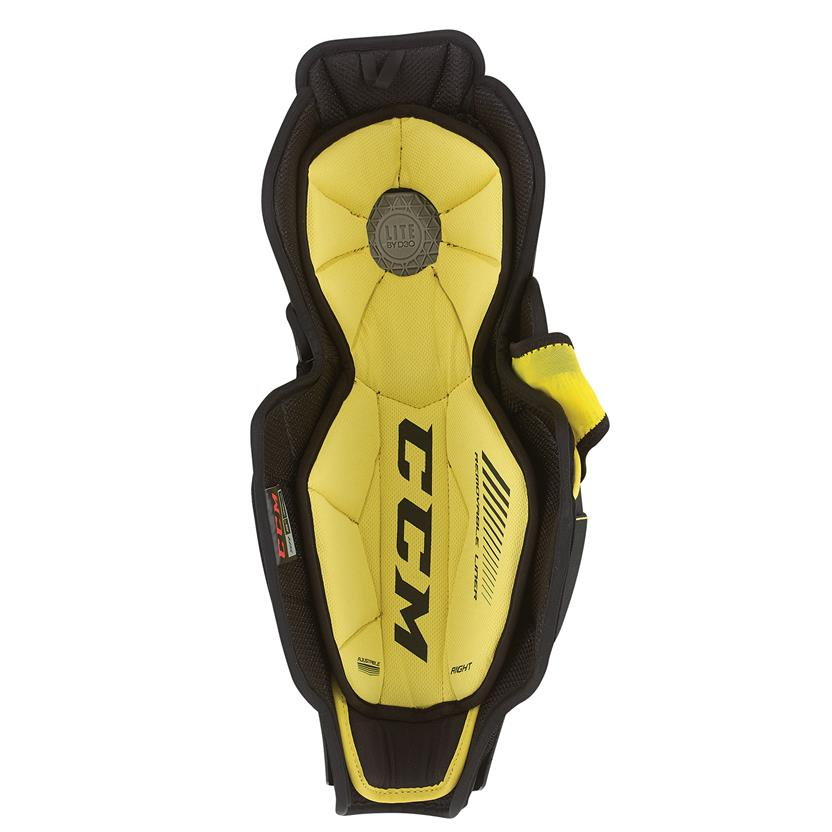097507157db CCM Tacks 7092 Senior Hockey Shin Guards. image description. Scroll over  image to Zoom. image description. Scroll over image to Zoom