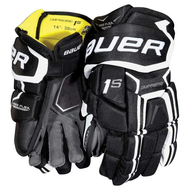 f0e2a94f2f6 Bauer Supreme 1S Junior Hockey Gloves