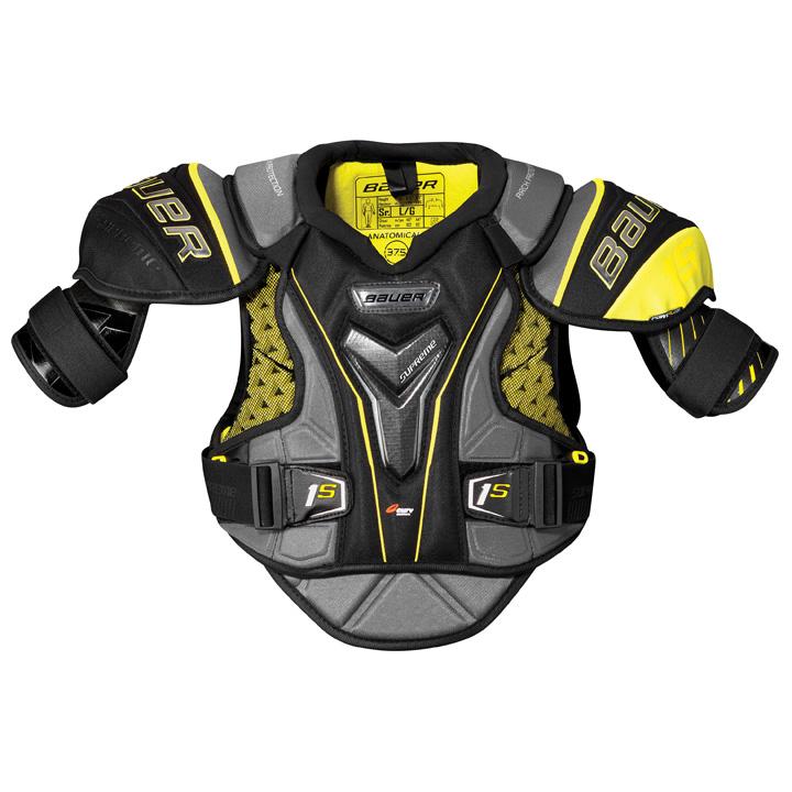 31c2adfad54 Bauer Supreme 1S Senior Hockey Shoulder Pads