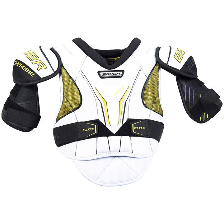 979aa69cada Bauer Supreme Elite Junior Hockey Shoulder Pads – Only at Source For Sports