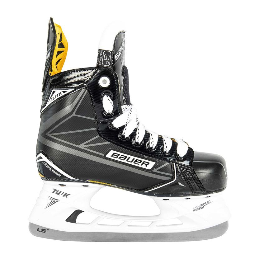 86bcab0170bd BAUER Supreme Elite Junior Hockey Skates 2017 – Only at Source For Sports