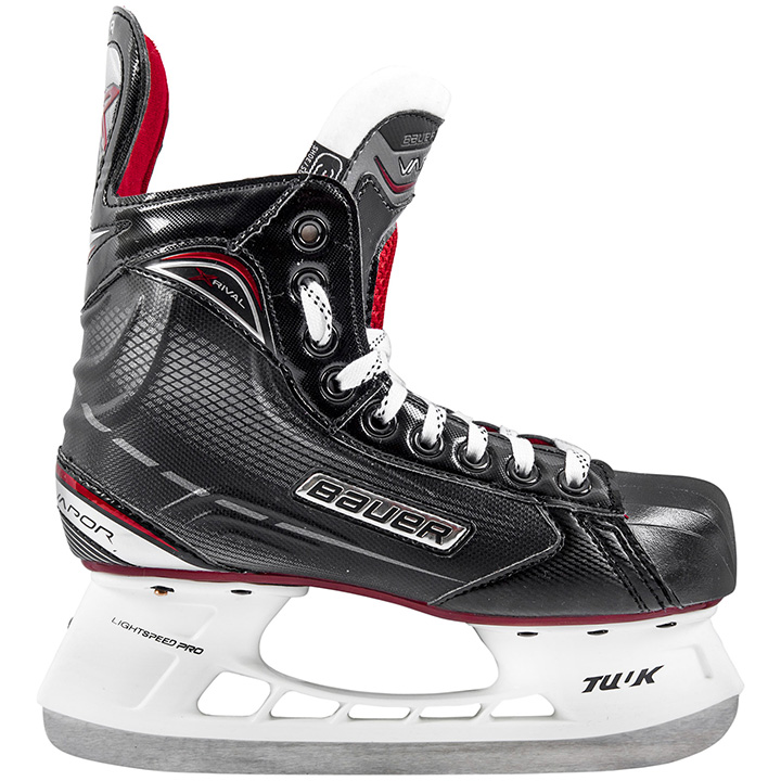 64d0317e7f4 Bauer Vapor X Rival Junior Hockey Skates 2017 – Only at Source For Sports