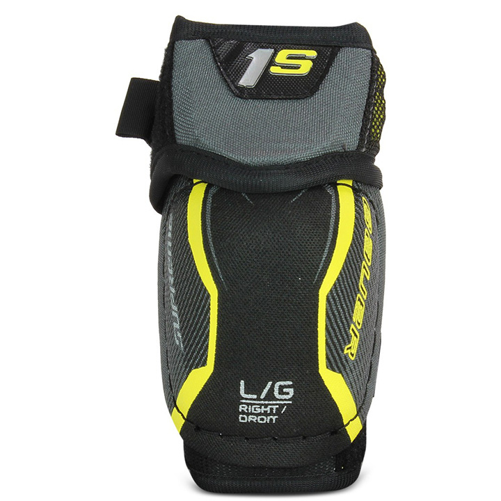 Bauer Supreme 1S Youth Hockey Elbow Pads   Source For Sports