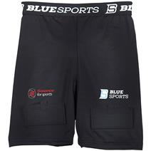 Source For Sports Senior Classic Compression Shorts With Cup