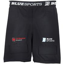 La Source du Sport Classic Youth Compression Shorts With Cup