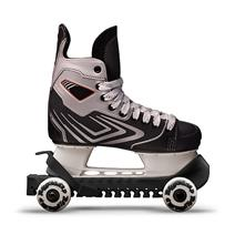 Rollergard Hockey Skate Guard With Wheels