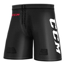 CCM Men's Mesh Hockey Short With Jock/Tabs