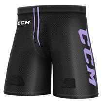 CCM Women's Mesh Hockey Short With Jock/Tabs