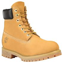 "Timberland Icon 6"" Premium Men's Boots - Wheat Nubuck"