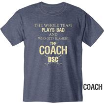 DSC Hockey Coach T-Shirt