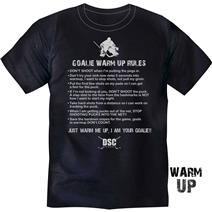 DSC Hockey Warmup Adult T-Shirt