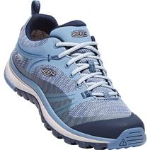 Keen Terradora Women's Waterproof Hiking Shoes- Blue Shadow/Captains Blue