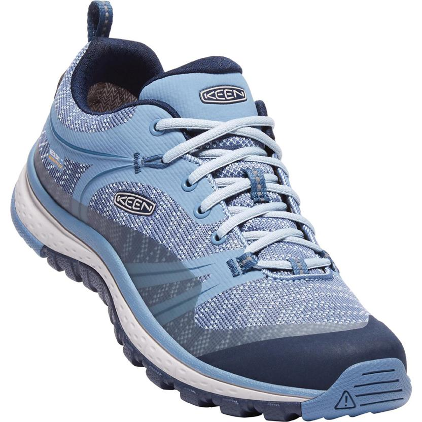 e3805bc1bf50 Keen Terradora Women s Waterproof Hiking Shoes- Blue Shadow Captains Blue