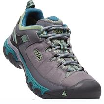 Keen Targhee Exp Women's Waterproof Hiking Boots - Steel Grey/Basil