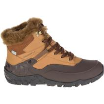 Merrell Aurora 6 Ice+ Waterproof Women's Winter Boots - Merrell Tan