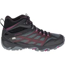 Merrell Moab FST Ice+ Thermo Women's Winter Boots - Black/Berry