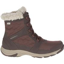 Merrell Albury Mid Polar Waterproof Women's Winter Boots - Espresso