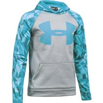 Under Armour Armourfuse Big Logo Printed Boys' Hoodie