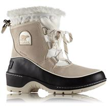 Sorel Tivoli III Womens Winter Boots - Fawn, Sea Salt