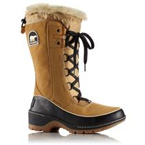 Sorel Tivoli III Womens Winter Boots - High Black, Light Bisque