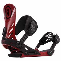Ride EX Snowboard Bindings - Crimson