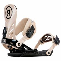 Ride EX Snowboard Bindings - Tan