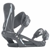 Ride KX Snowboard Bindings - Grey
