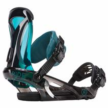Ride KS Snowboard Bindings - Deep Teal